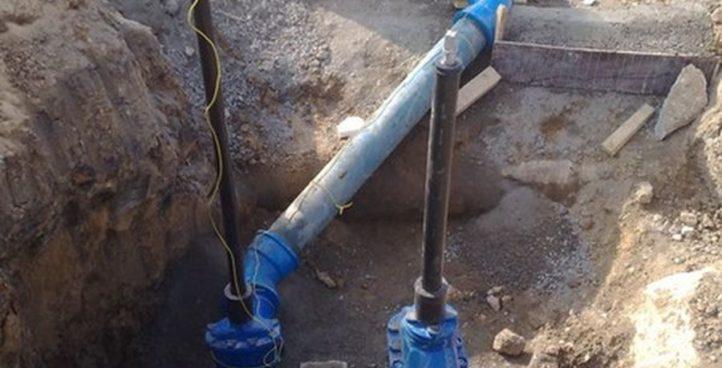 Vodovodní přípojka a ostatní práce